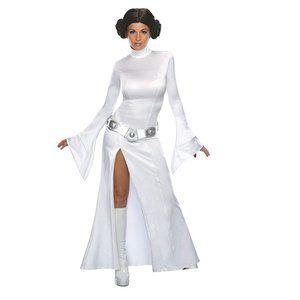 Sexy Princess Leia Star Wars Costume